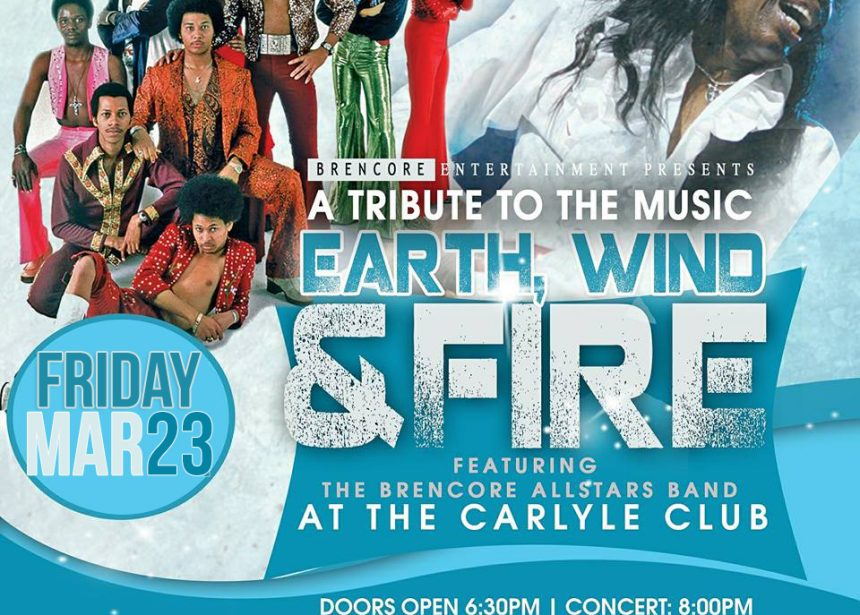 Tribute to Earth, Wind, and Fire