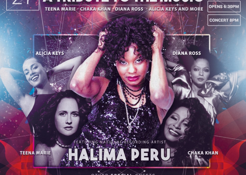 A Tribute to the Music of Teena Marie, Alicia Keys, Chaka Khan, Diana Ross
