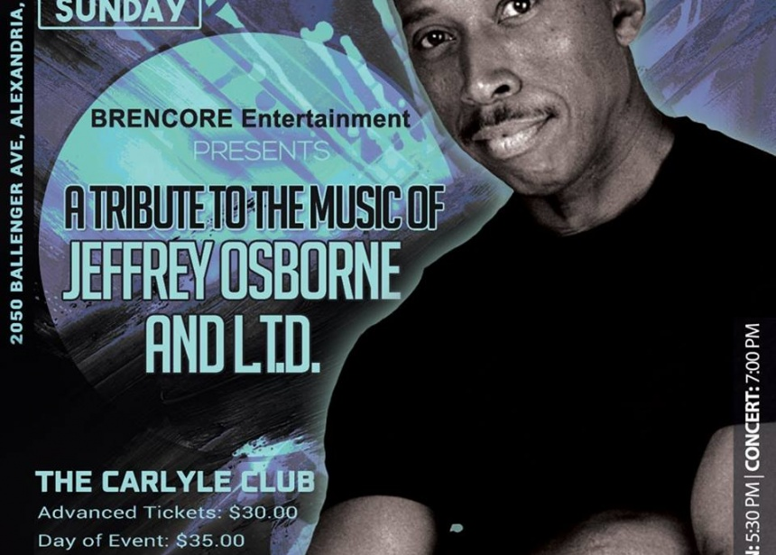 A Tribute to the Music of Jeffrey Osborne and L.T.D.