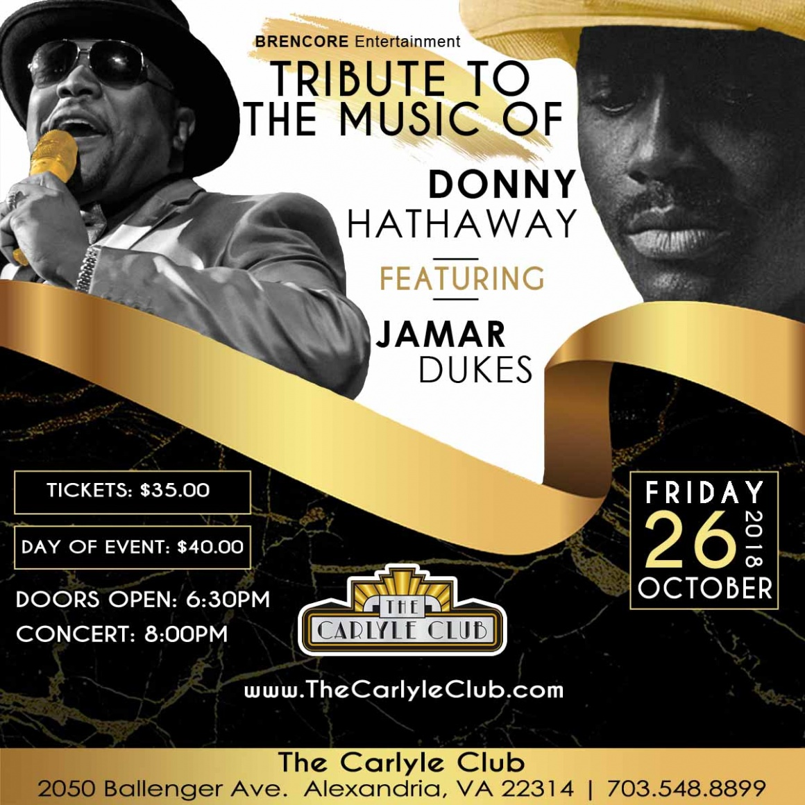 A Tribute to the Music of Donny Hathaway