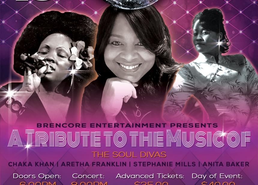 A Tribute to the Music of the Soul Divas