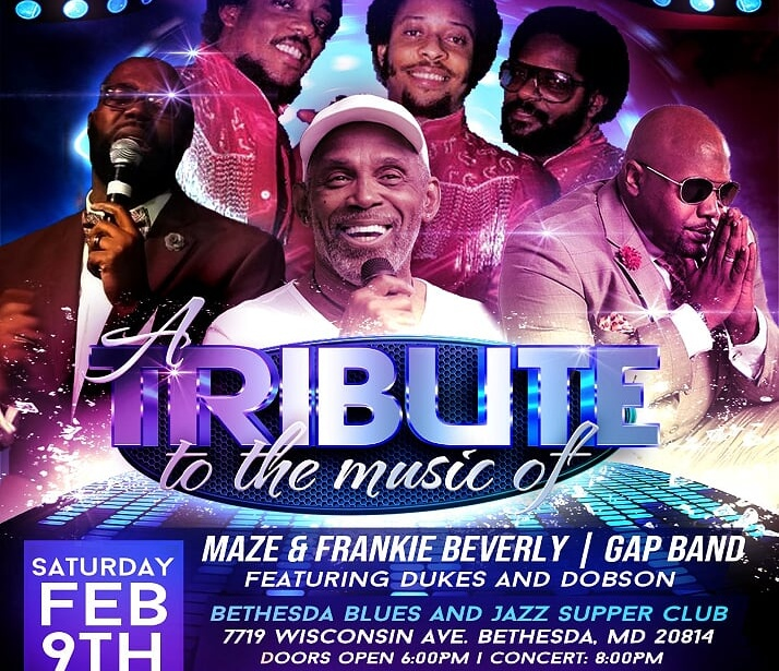 A Tribute to the Music of MAZE & Frankie Beverly