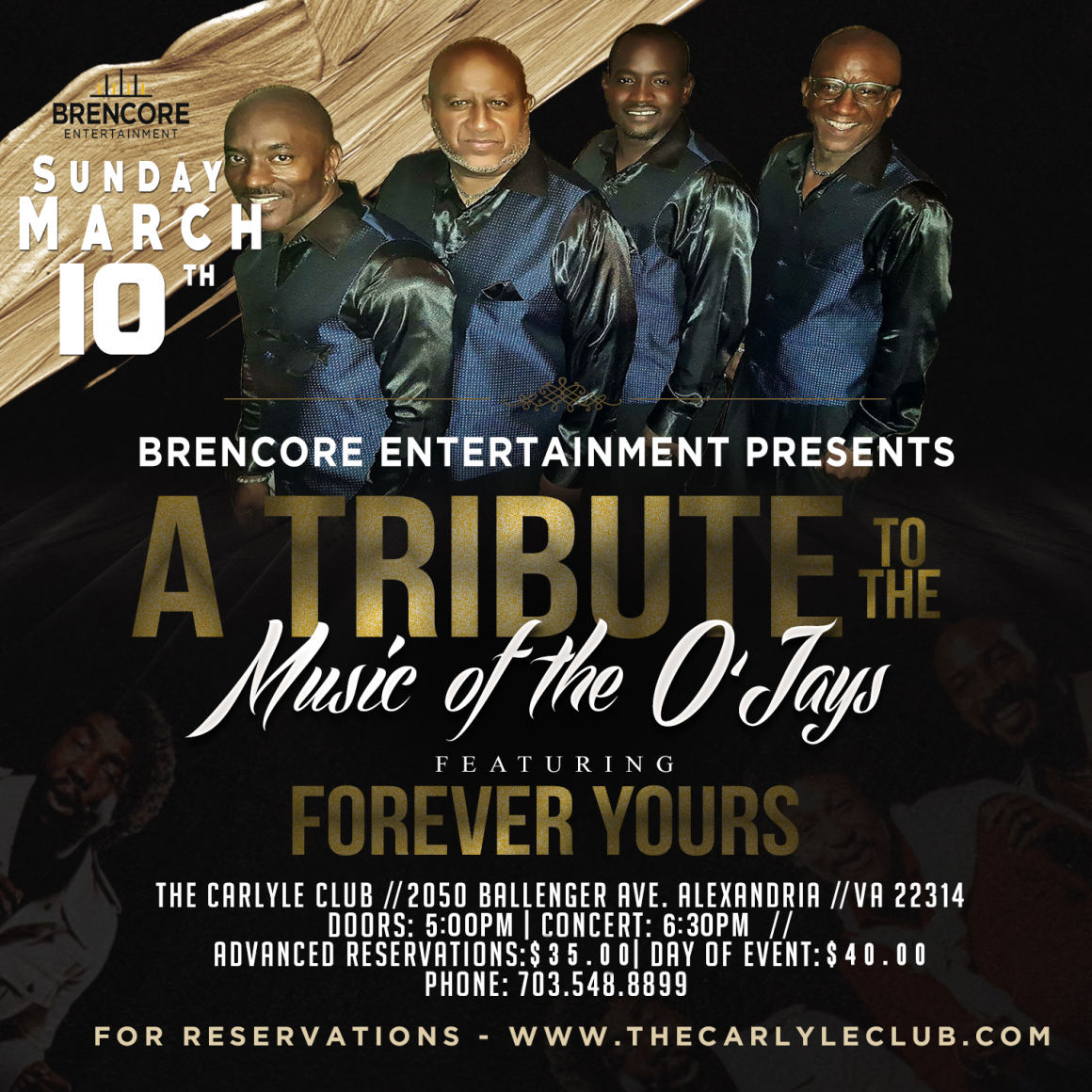 A Tribute to the Music of the O'Jays