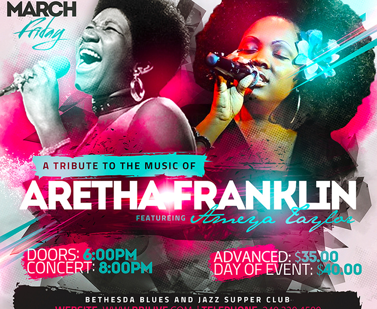 A Tribute to the Music of ARETHA FRANKLIN