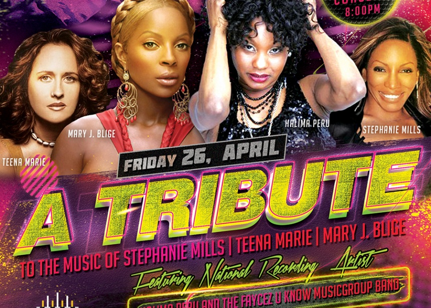 A Tribute to the Music of STEPHANIE MILLS | TEENA MARIE | MARY J. BLIGE