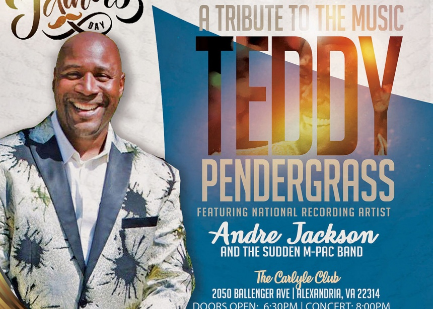 A Tribute to the music of Teddy Pendergrass