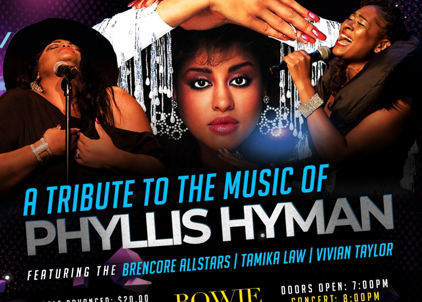 A Tribute to the Music of Phyllis Hyman