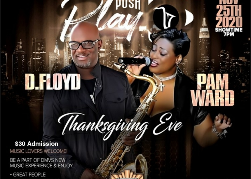 A Night of R&B with PUSH PLAY