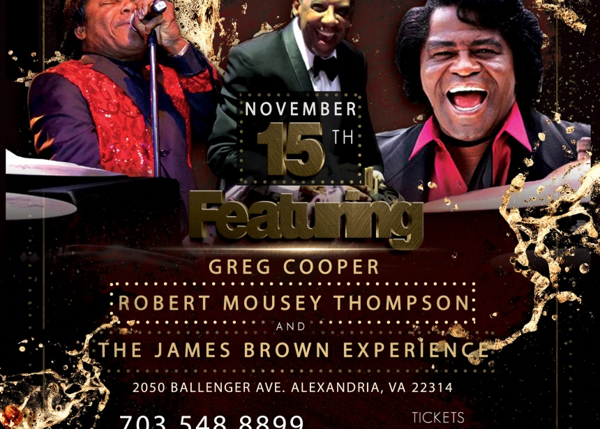 The James Brown Experience